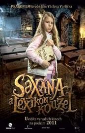 Saxana y el libro magico