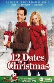 Ver Película 12 citas de Navidad (2011)