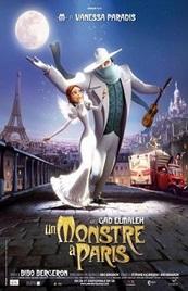 Ver Pel�cula Un monstruo en Paris (2011)