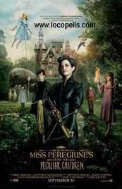 Ver Película El hogar de Miss Peregrine para niños peculiares (2016)