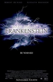 Ver Película Frankenstein de Mary Shelley (1994)