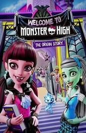 Ver Película Bienvenidos a Monster High Online (2016)