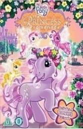 Mi pequeño pony El paseo de la princesa