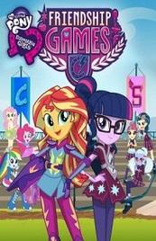 Ver Pel�cula My Little Pony Equestria Girls: Los juegos de la amistad (2015)