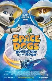 Ver Pel�cula Perros espacio : Aventura en el espacio  (2016)