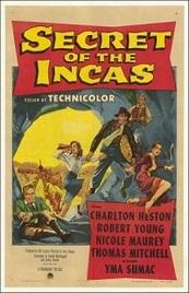 Ver Película El secreto de los incas (1954)