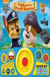 Paw Patrol La patrulla y el tesoro del pirata