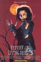 Ver Película El regreso de los muertos vivientes 3 (1993)