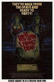 Ver Película El regreso de los muertos vivientes (1985)