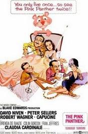 Ver Película La pantera Rosa (1963)