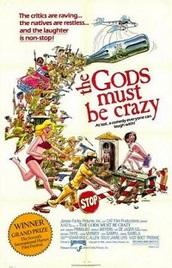 Ver Película Los dioses deben estar locos (1980)