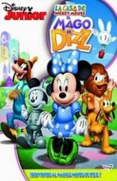 Ver Película La casa de Mickey Mouse: Minnie. el mago de Dizz (2013)