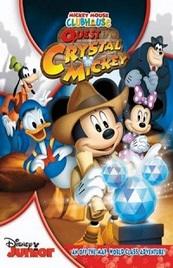 La casa de Mickey Mouse: En busca del Mickey de cristal