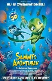 Ver Película Las aventuras de Sammy (2010)