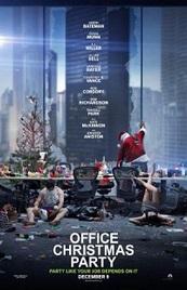 Ver Película Fiesta de navidad en la oficina (2016)