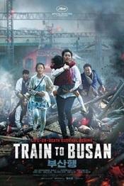 tren hacia Busan