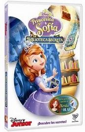La Princesa Sofía: La librería secreta