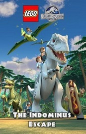 LEGO Jurassic World: La escapada de Indominus