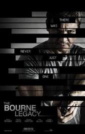 El legado de Bourne Pelicula