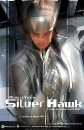 Halcon de plata