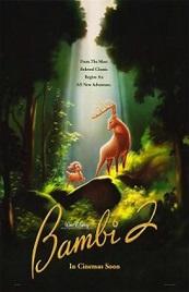 Ver Película Bambi 2, el principe del bosque (2006)