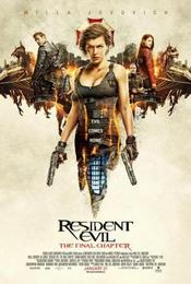 Ver Resident Evil Capitulo final