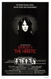 El exorcista 2: el hereje