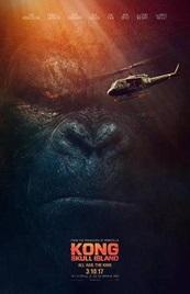 Kong: La isla calavera Pelicula