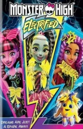 Monster High Electrificadas Pelicula