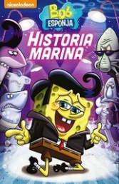 Bob Esponja Historia Marina