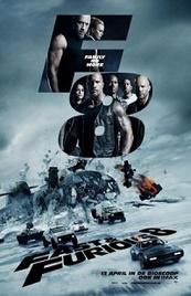 Rapido y furioso 8 (2017)