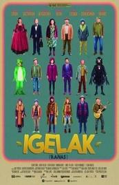 Ver Película Igelak (Ranas) (2016)