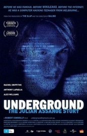 Ver Película Underground: La historia de Julian Assange (2012)