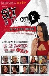 Ver Película El sexo en los comics (2012)