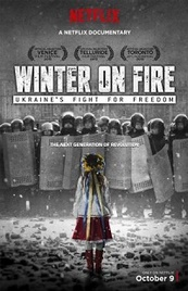 Invierno en llamas: la lucha por la libertad de Ucrania