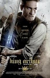 Rey Arturo: La leyenda de Excalibur (2017)