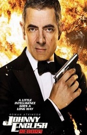 Johnny English Devoluciones