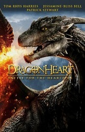 Ver Película Dragonheart 4: Corazon de fuego (2017)