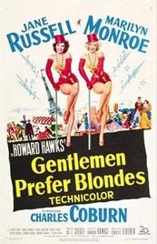 Ver Película Los caballeros las prefieren rubias (1953)