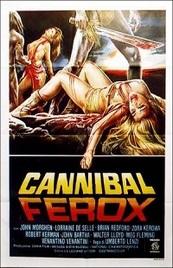 Ver Película Canibal feroz (1981)