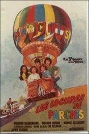 Ver Película Las locuras de Parchís (1982)