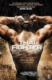 Luchador tailandes
