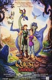 Ver Película La espada magica: En busca de Camelot (1998)