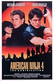 Ver Película El guerrero americano 4 (1990)