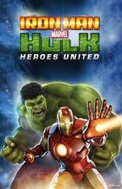 Iron Man & Hulk: Heroes Unidos