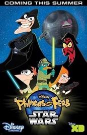 Ver Película Phineas y Ferb: Star Wars (2014)