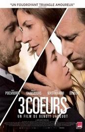 Ver Película 3 corazones (2014)