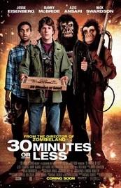 Ver Película 30 minutos o menos (2011)