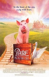 Ver Película Babe el cerdito en la ciudad (1998)