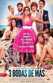 Ver Película Tres bodas de mas (2013)